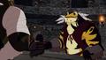 Ponto and one Lizard prisoner