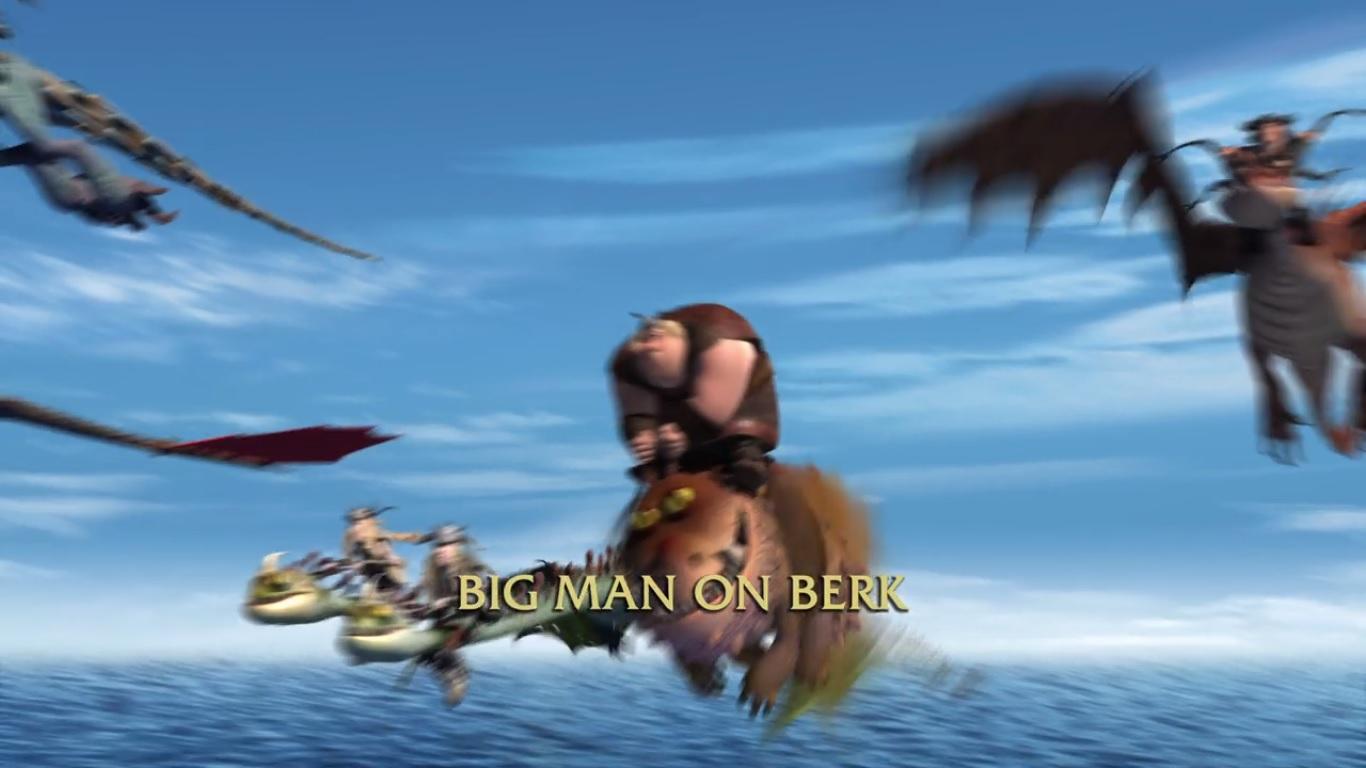 Big Man on Berk