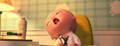 Boss Baby making face