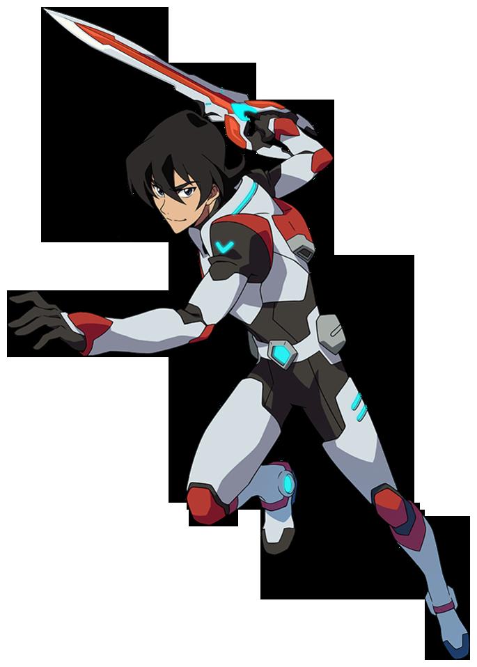 Keith (Legendary Defender)
