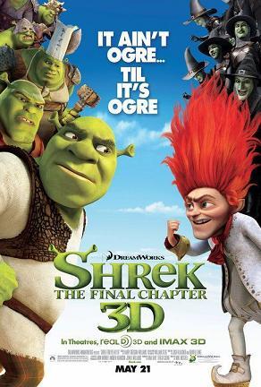 Shrek Forever After/Gallery