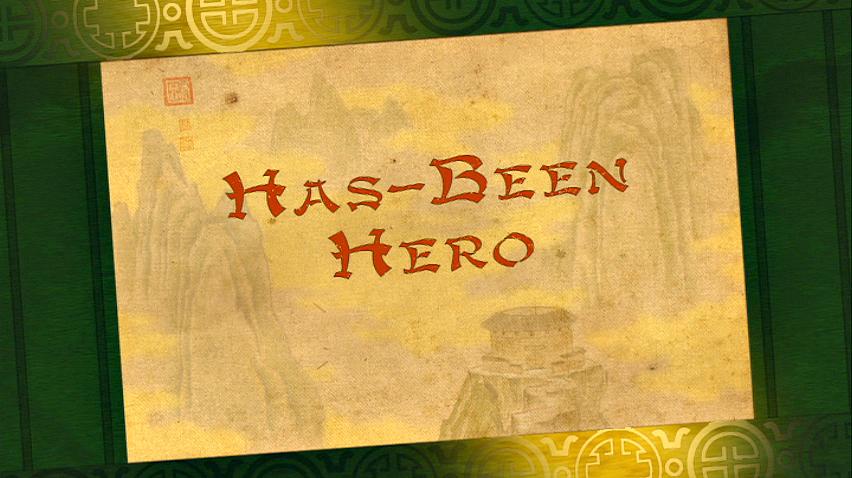 Has-been Hero