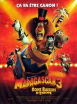 24 Madagascar 3 2012 French Poster