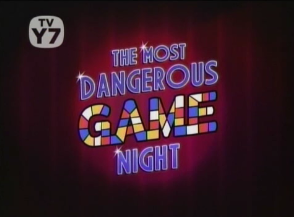 The Most Dangerous Game Night