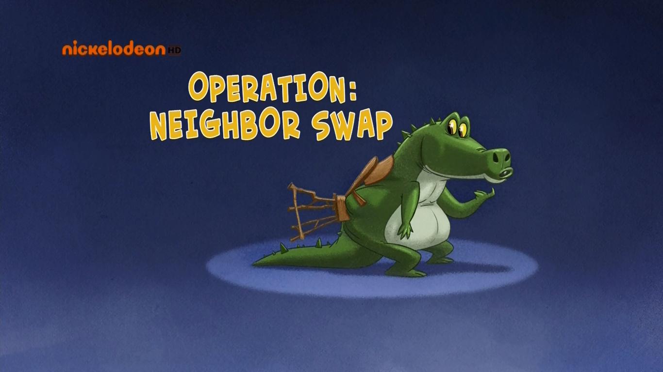 Operation: Neighbor Swap