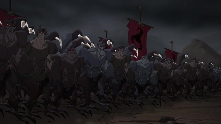 Scorpion Warriors