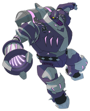 Myzax as Robeast.png