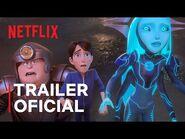 Caçadores de Trolls- A ascensão dos titãs - Guillermo del Toro - Trailer oficial - Netflix