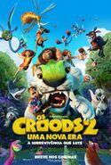 Os Croods 2 - Uma Nova Era - Pôster Nacional - 02