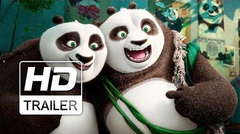 Kung Fu Panda 3 Trailer Dublado Oficial 2016 nos cinemas HD