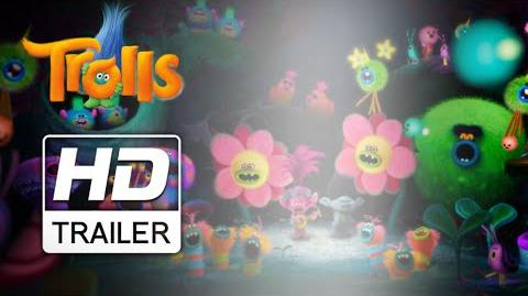 Trolls Segundo Trailer Oficial Dublado HD