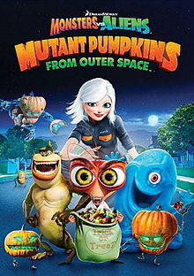 Monsters vs. Aliens Mutant Pumpkins from Outer Space DVD cover.jpg