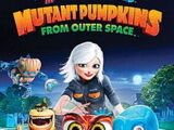 Monstros vs. Alienígenas: Abóboras Mutantes do Espaço