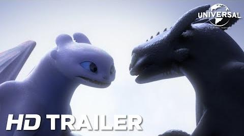 Como Treinar O Seu Dragão 3 - Trailer 2 Dublado (Universal Pictures) HD