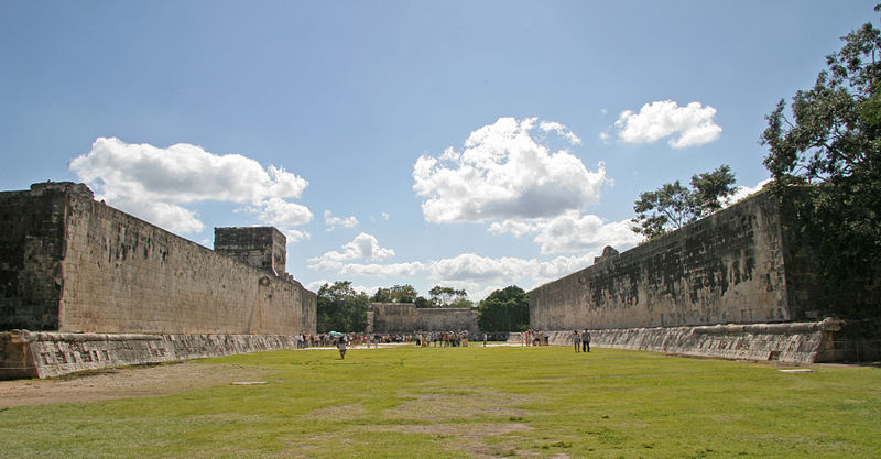 Chichén Itzá ball court