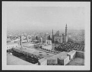 Cairo - panorama from the Citadel