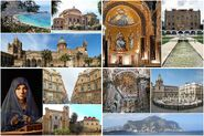Montage of Palermo