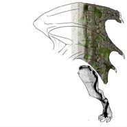 Skin guardian f dragon
