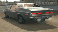 1970 challenger rt 2 back
