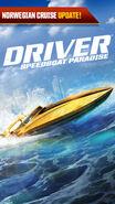 Driver Speedboat Paradise box art norwegian cruise update