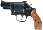 Smith & Wesson Model 19 Snubnose.png