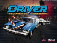 Driver 1 Wallpaper