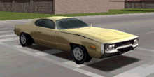 A Good Profile Shot Of The Pre-Release Challenger Fill-In - Only Found In Vegas Multiplayer Maps On PAL Version.png