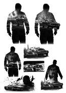 Driver San Francisco Promo Poster Thumbnails
