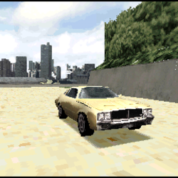 Vehicles in Driver 2