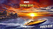 Driver speedboat Paradise art China seas update