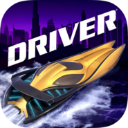 Driver speedboat paradise current icon