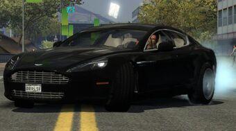Aston Martin Rapide Driver San Francisco Wiki Fandom