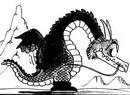 Wonder island dragon