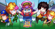 Arale and friends arale adventure