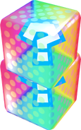 Double Item Box - Mario Kart 7