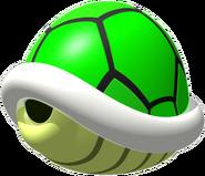 Green Shell - Mario Kart DS