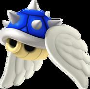 FlyingBlueSpinyShell
