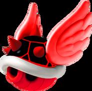 Spiny Bombshell - Mario Kart Wii