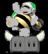 Amazing Flying Skeleton Bro