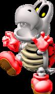 Red Dry Bones - Super Koopa 64