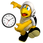 Clock Bro