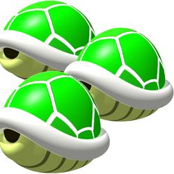Triple Green Shell - Mario Kart 64.png
