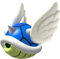 Blue Spiny Shell - Mario Kart DS.png