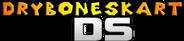 Dry Bones Kart DS Logo