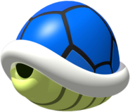 BlueKoopaShellNSMB