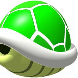 Green Shell - Mario Kart 64.png