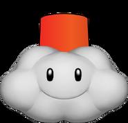 Snow Cloud (Mario Kart Wii)