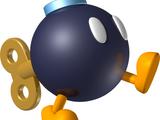 Dry Bones Kart Wii/Item Probabilities