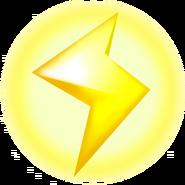 Lightning Bolt - Mario Kart Wii