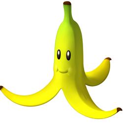 Banana Peel - Mario Kart Wii.png